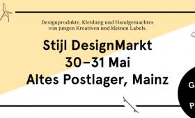 Maribelle beim Stijl DesignMarkt in Mainz