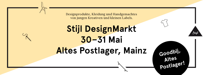 stijl designMarkt mainz