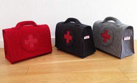 Arztkoffer Arzttasche für Kinder, Reiseapotheke