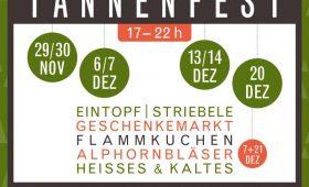 Opfinger Tannenfest
